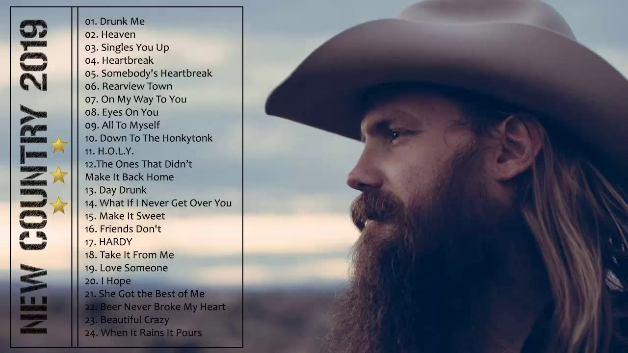 New music country 2019