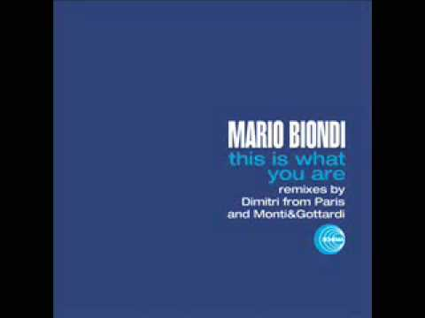 Mario biondi this is what you are official video