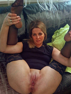 nude mature missionary position