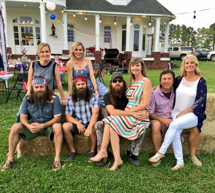 Duck dynasty wives before and after