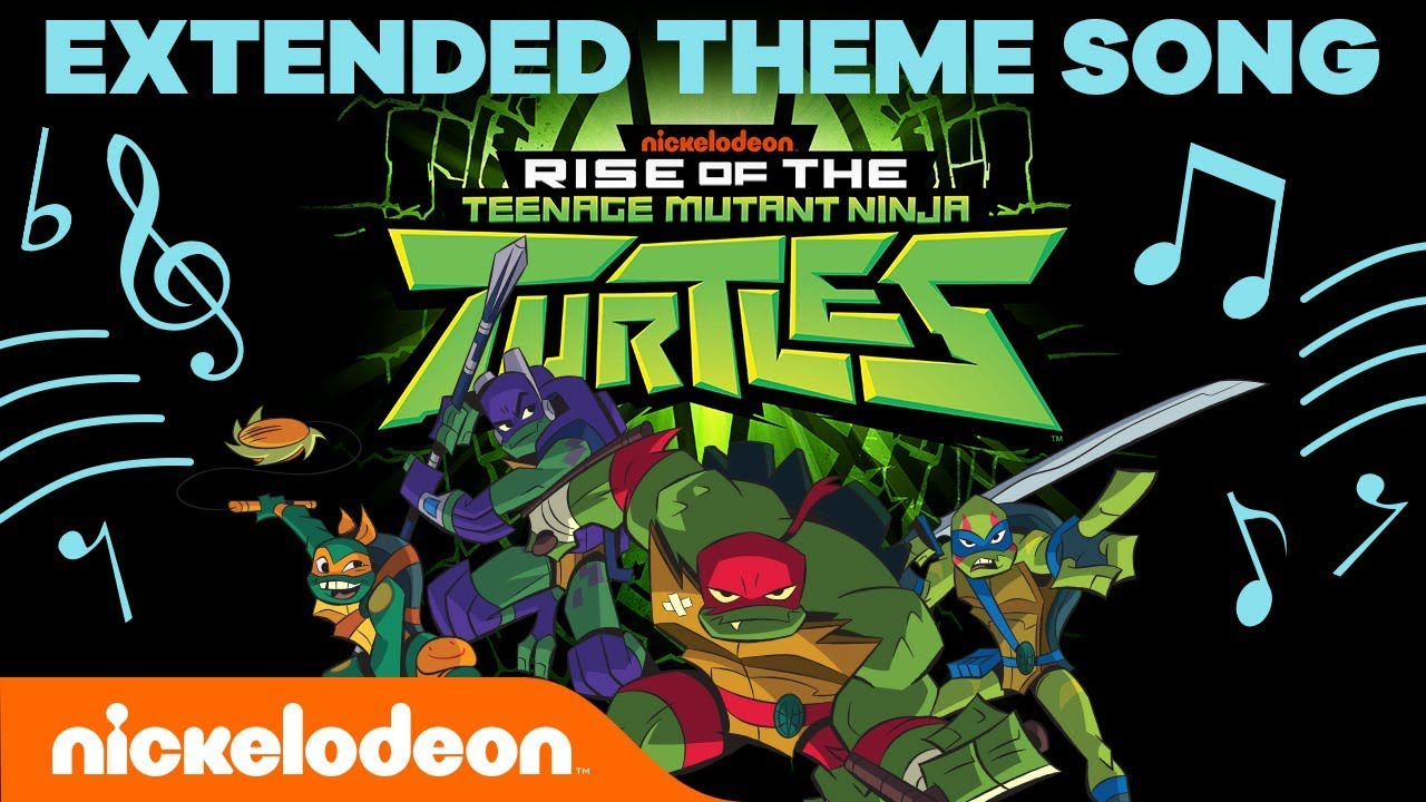 Tmnt fight song