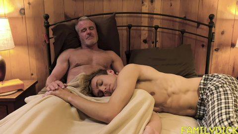 Ant and son having sex together