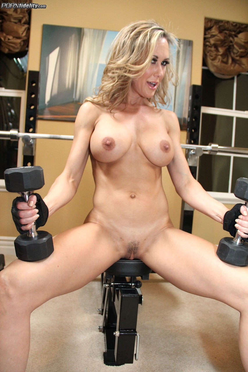 Fit matures nude