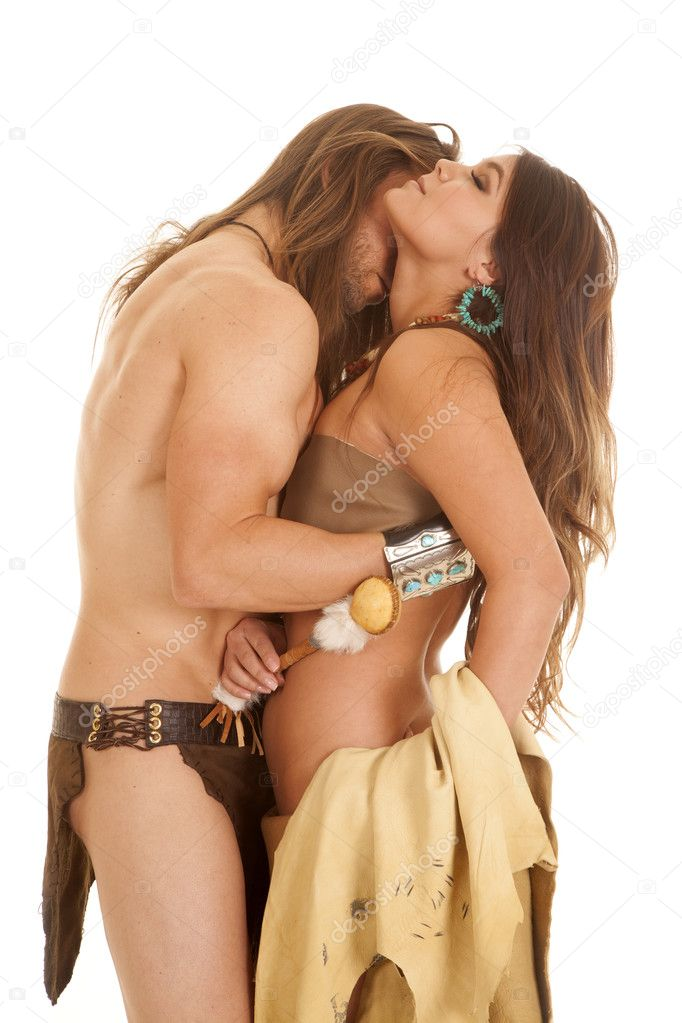 Sexy women naked privates kissing