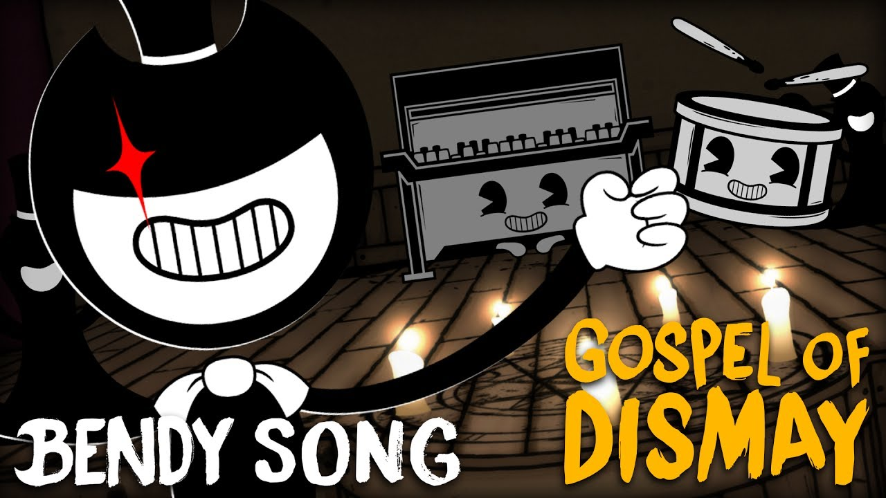 Bendy and ink machine song