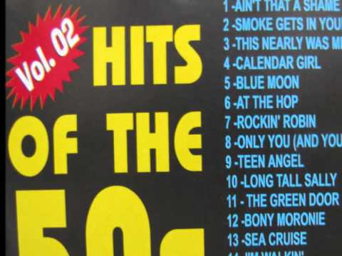 Popular songs of the 40s and 50s