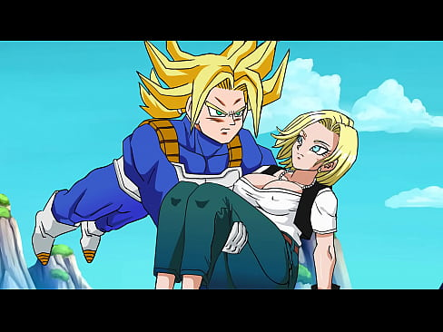 Android 18 porn game