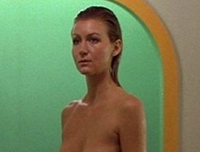 The shining movie naked woman
