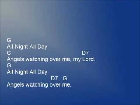 All night all day youtube