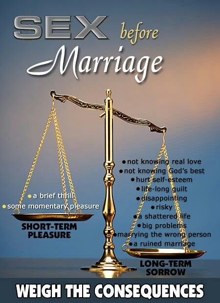 Bible no sex before marriage