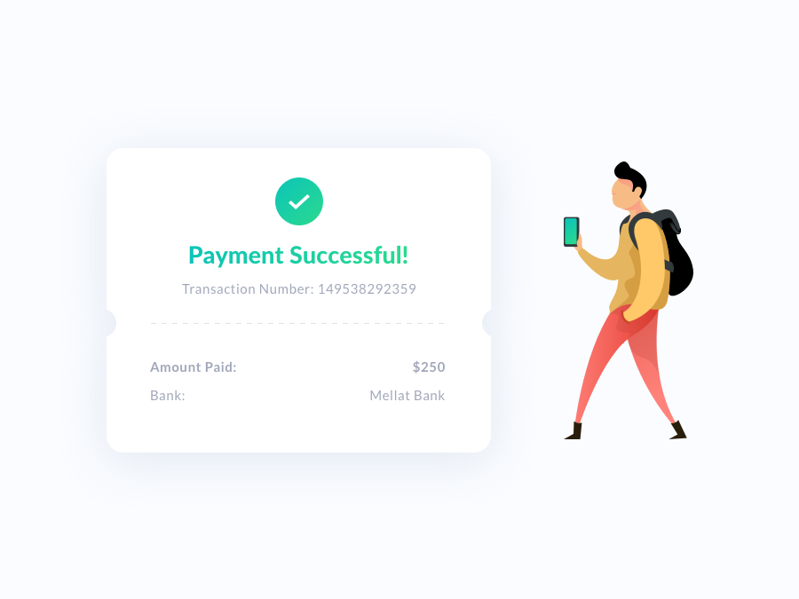 Payment done