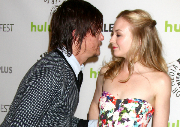 Beth and daryl dating