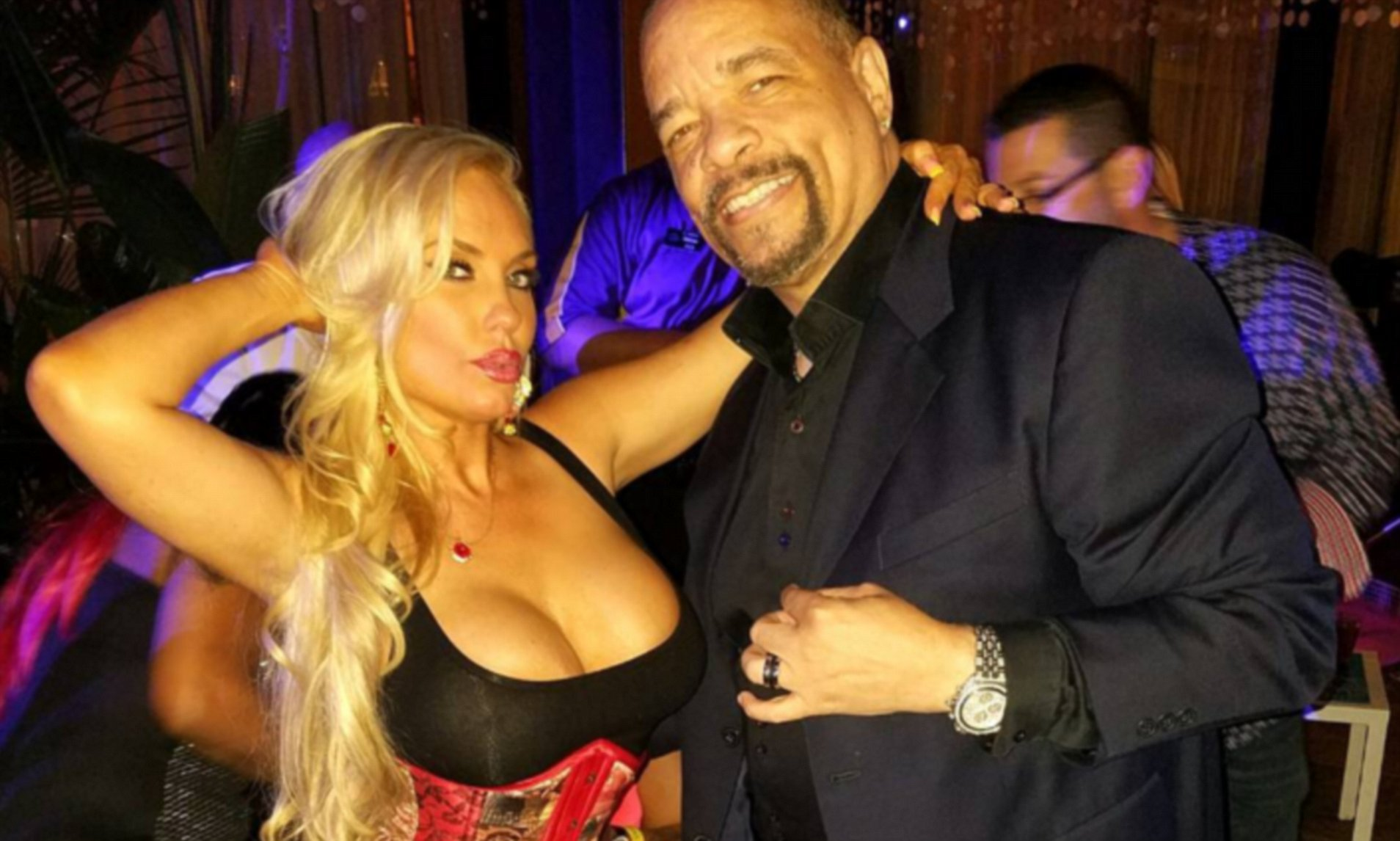 Horny and naked ice t coco