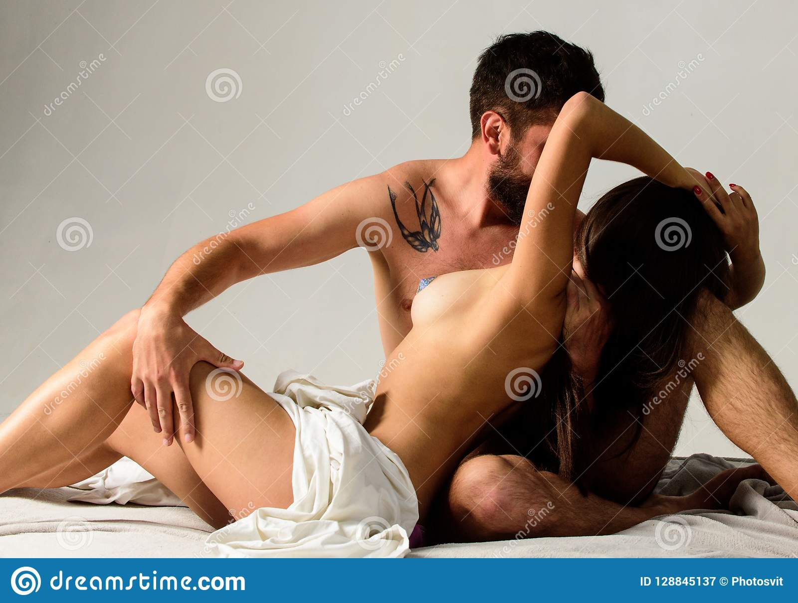 Hot couple during sex
