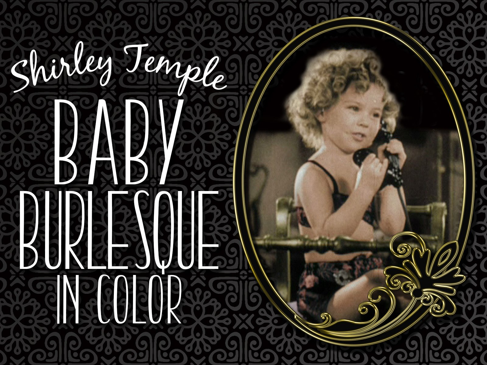 Naked pictures of shirley temple