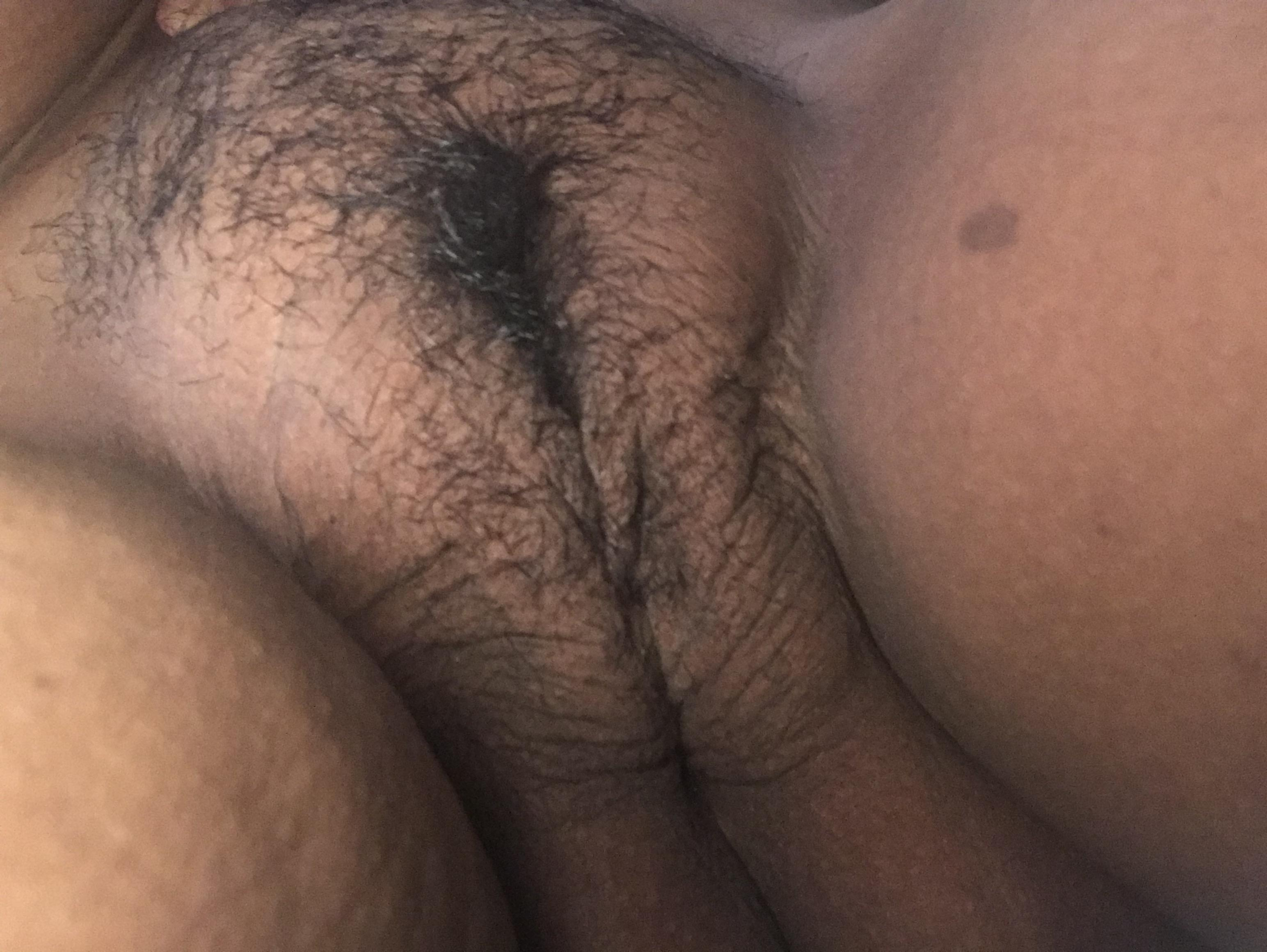 Very hairy fat pussy
